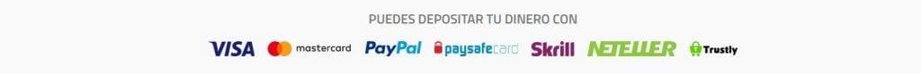 Pagos Luckia, cómo pagar en el casino Luckia. métodos de pago deposito en casino online. Luckia, visa luckia, mastercard Luckia, pagar Luckia con PayPal, safecard