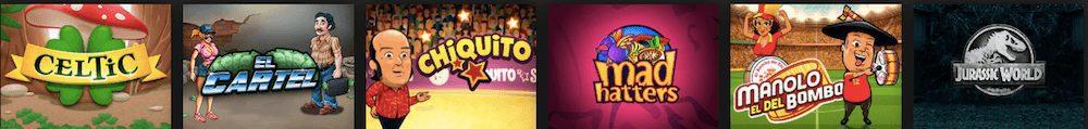 Juegos online de Suertia, casino carlos reseñas