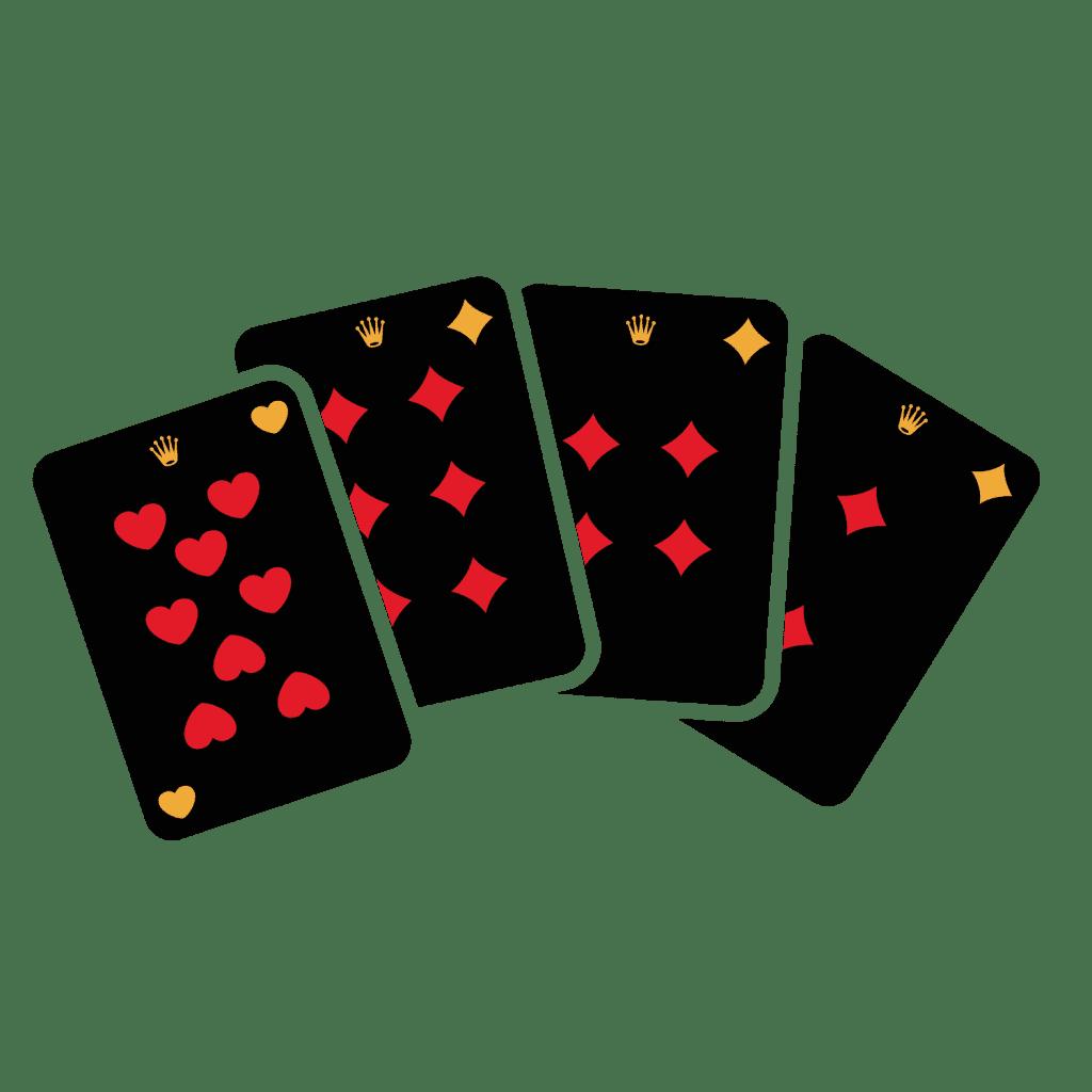Poker online, juego de cartas online, barajas, Casino Carlos España