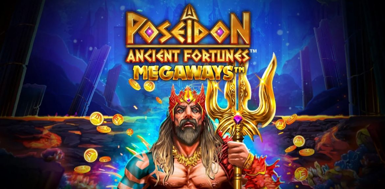 Slot Megaway Ancient Fortunes Poseidon, tragaperras españolas Poseidon, Casino Carlos España