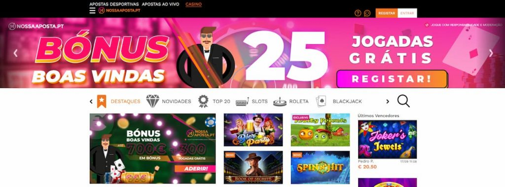 Nossa Aposta Casino